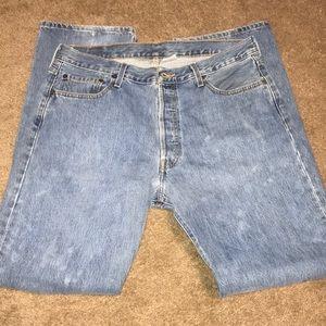 Men's Levi's Jeans 501